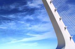 Конспект моста солнечных часов Стоковые Фотографии RF