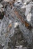 Конспект ненужного металла Стоковое Фото
