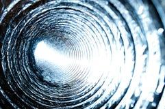 конспект объезжает тубопровод концентрического трубопровода внутренний Стоковые Фото