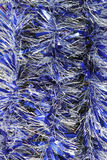 Конспект освещает предпосылку рождества сусали Стоковое Изображение RF