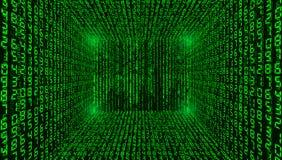 Конспект предпосылки бинарного кода иллюстрация штока