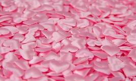 Конспект сердец Стоковые Фотографии RF