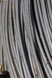Конспект толстого провода Стоковое Изображение RF