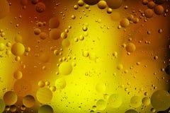 Конспект цвета масла и воды стоковое фото