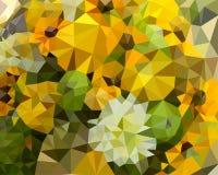 Конспект цветет backgraund Стоковые Фото