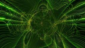 Конспект червоточини фрактали цифров бесплатная иллюстрация