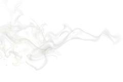 Конспект дыма Стоковая Фотография RF