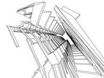 конспект 3d Стоковые Изображения RF