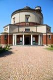 Конспект ceppino Lonate в часах колокола вахты церков Италии к Стоковая Фотография