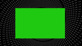 конспект 3D с зеленым экраном сток-видео