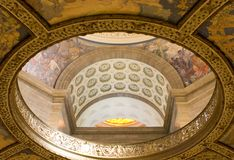 конструирует настенные росписи стоковое фото rf