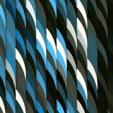 Конструируйте предпосылку строк голубых и темных кругов иллюстрация вектора