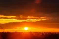конструируйте смешное солнце комплекта изображения ваше Стоковое Изображение RF