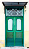 конструируйте дверь Стоковые Изображения RF