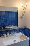 конструктор ванной комнаты Стоковое Изображение RF