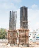 Конструкции форма-опалубкы металла Стоковое Фото