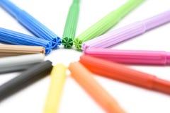 конструкции цветов цвета предпосылки отметки малышей красивейшей цветастой большие печатают белизну тем школы живую Стоковая Фотография RF