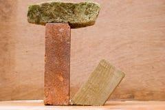 конструкционные материалы Стоковые Изображения RF