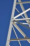 Конструкция башни радиосвязей Стоковые Изображения RF