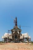 конструкция буддийского символа Стоковые Фото