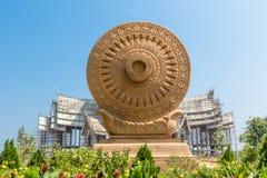 конструкция буддийского символа Стоковые Фотографии RF