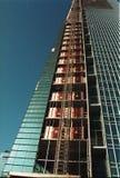 конструкция вниз Стоковая Фотография