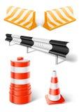 конструкция возражает деятельность дороги ремонта бесплатная иллюстрация