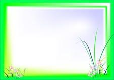 конструкция граници Стоковое Фото