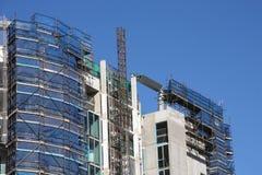 Конструкция жилого дома Стоковая Фотография RF