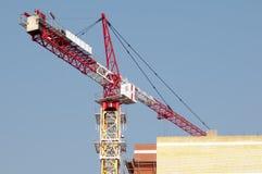конструкция зданий селитебная Стоковая Фотография RF