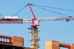 конструкция зданий селитебная Стоковое Фото