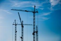 конструкция зданий селитебная Стоковые Изображения