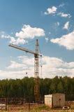 конструкция зданий селитебная Стоковые Фотографии RF