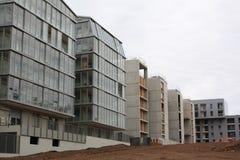 конструкция зданий Стоковая Фотография RF