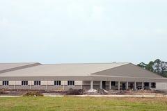 конструкция здания большая Стоковое Изображение RF