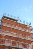 конструкция здания вниз Стоковое фото RF