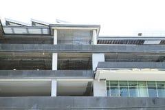 конструкция здания вниз Стоковая Фотография RF