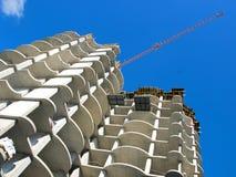 конструкция здания вниз Стоковые Изображения RF