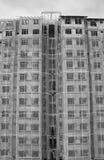 конструкция здания вниз Стоковые Фото