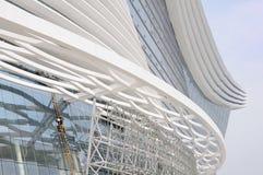Конструкция здания в процессе Стоковая Фотография RF