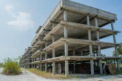 Конструкция здания мульти-этажа Стоковые Фотографии RF
