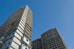 конструкция здания Стоковое Фото