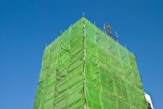 конструкция здания Стоковое Изображение