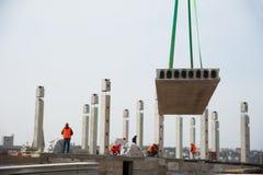 конструкция здания новая Стоковые Изображения