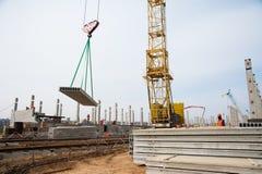 конструкция здания новая Стоковая Фотография RF