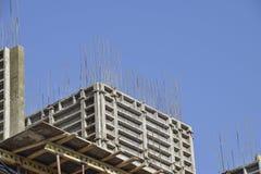 конструкция здания multistory Стоковые Изображения