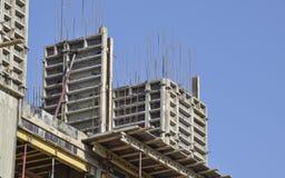 конструкция здания multistory Стоковое Фото