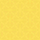 Конструкция картины вектора flourish год сбора винограда безшовная Стоковая Фотография