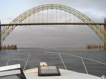 конструкция комплекса моста Стоковые Фото