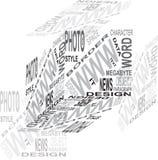 конструкция кубика Стоковая Фотография RF